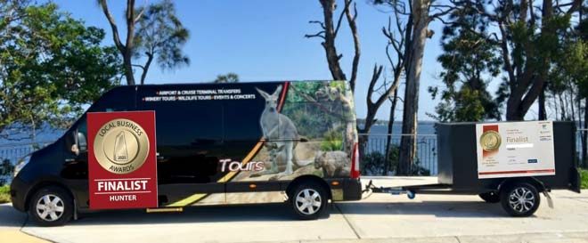 Central Coast airport transfers to Newcastle